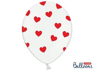 """Õhupall """"Punased südamed"""" (30 cm)"""
