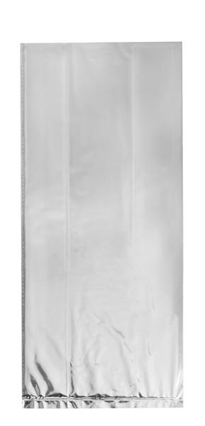 Kinkekotid, läikivad hõbedased (10 tk)