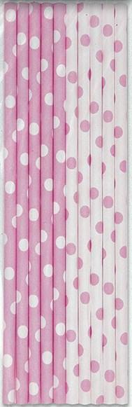 Kõrred, roosatäpilised (10 tk)