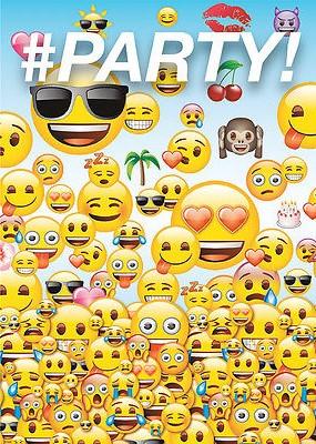 """Kutsed """"Emoji"""" (8 tk.)"""