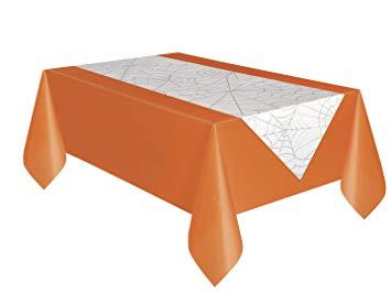 """Laudlina laua keskele """"Ämblikuvõrk"""" (45x223 cm)"""