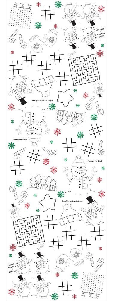 """Laudlina """"Jõulud"""" (137x 223 cm)"""