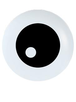 "Õhupall ""Silm"" (12 cm)"