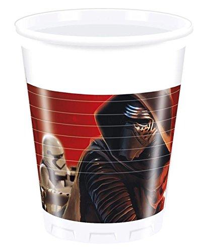 """Plastiktopsid """"Star Wars"""" (8 tk./200 ml)"""