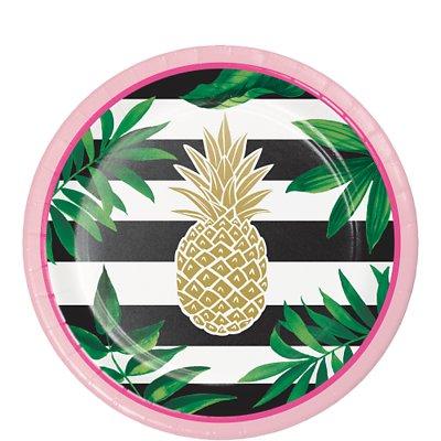 "Taldrikud ""Ananass"" (8 tk./18 cm)"