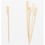 Tikud snäkkidele, puidust (25 tk./15 cm)
